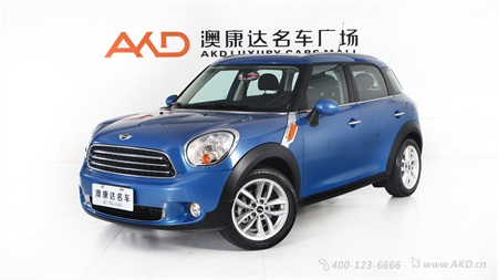 二手Mini COUNTRYMAN  ONE 五门吉普