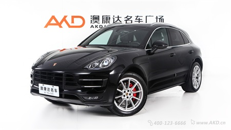 二手Macan Turbo