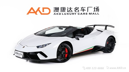 二手兰博基尼 Huracan Performante Spyder 敞篷