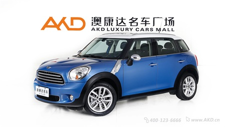 二手Mini Countryman COOPER Fun吉普标准型