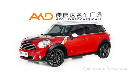 二手Mini COOPER All 4 Fun