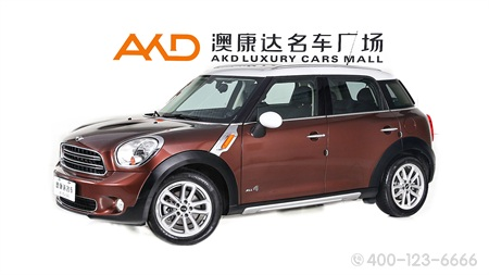 二手Mini COUNTRYMAN  COOPER ALL 4  FUN  标准型