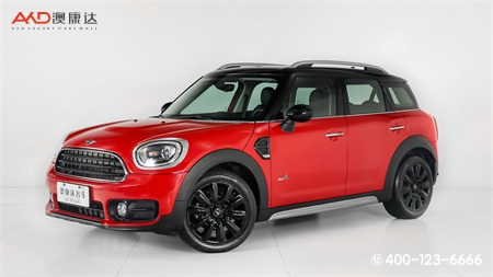 二手Mini COUNTYMAN COOPER ALL 4 艺术家 五门吉普