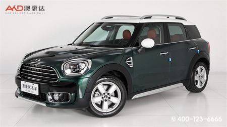 二手MINI COOPER ALL4 COUNTRYMAN 吉普探险家