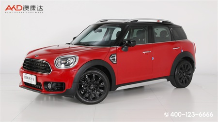 二手Mini COUNTRYMAN COOPER 艺术家