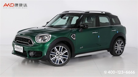 二手COUNTRYMAN COOPER S ALL4 吉普