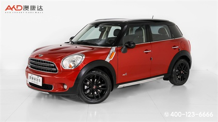 二手COUNTRYMAN  COOPER  ALL4 FUN