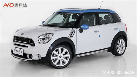 二手Mini COUNTRYMAN COOPER S ALL 4 进藏限量版