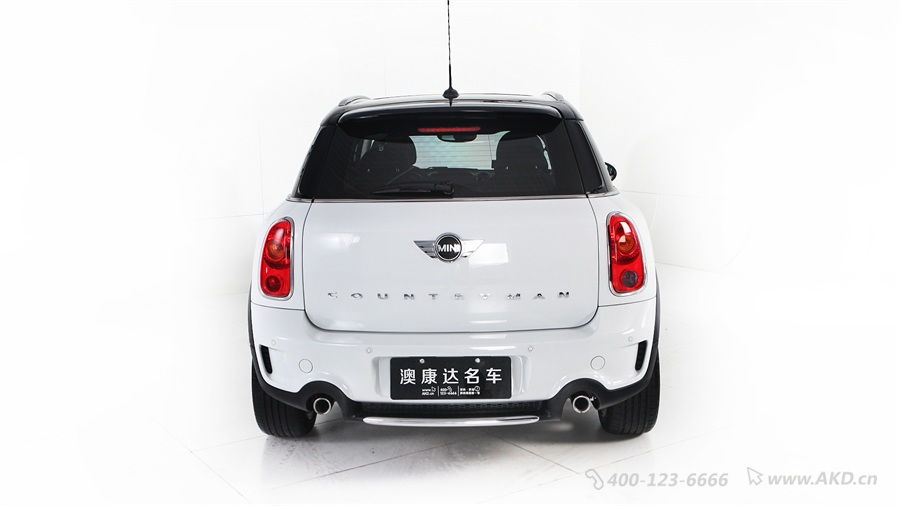 二手Mini COUNTRYMAN COOPER S ALL 4图片1660072