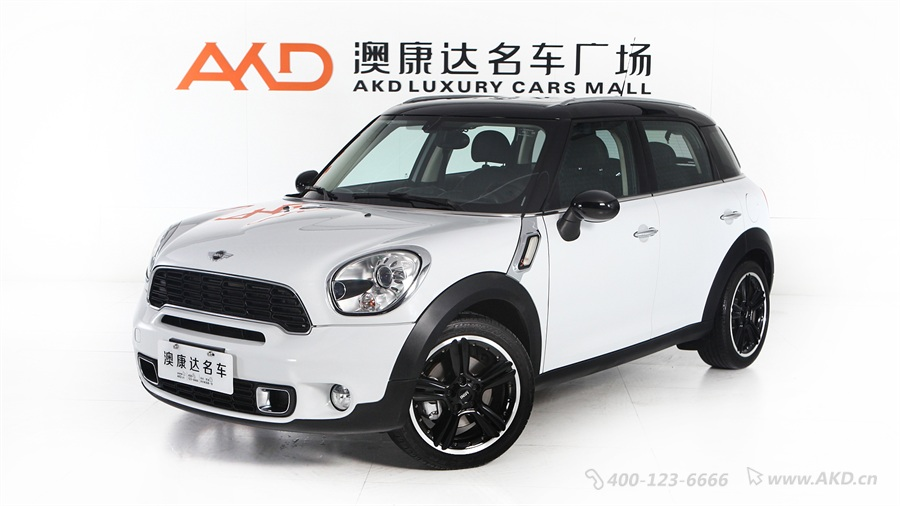 二手Mini COUNTRYMAN COOPER S ALL 4图片